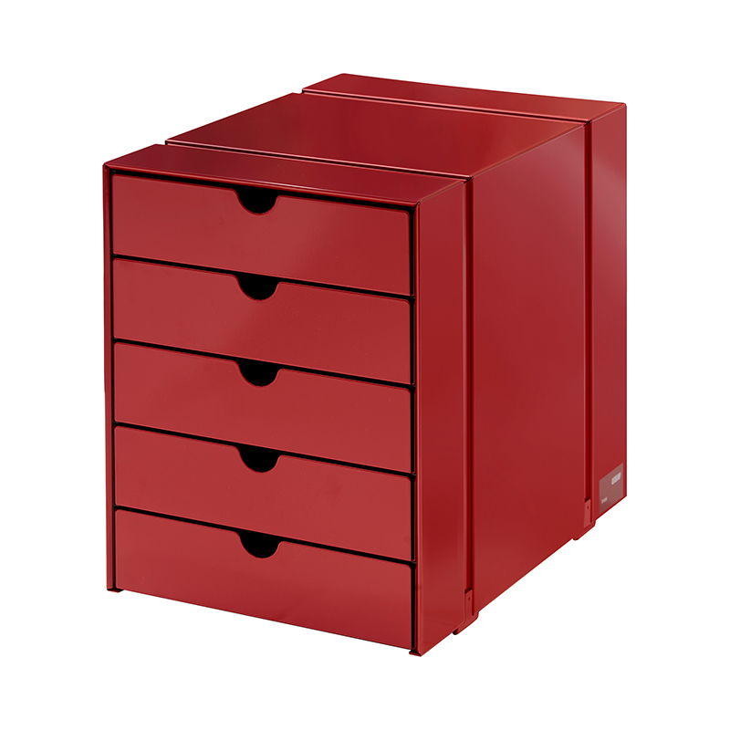 USM INOS BOX SET C4 RUBY RED