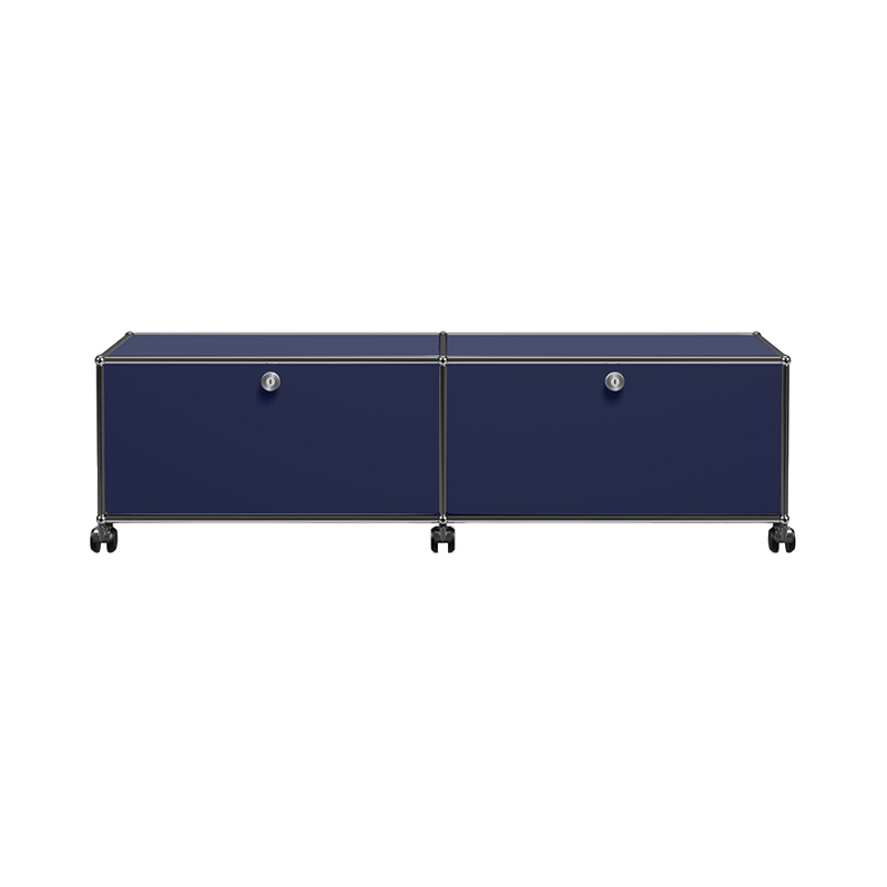 JPQS041 TV/B STEEL BLUE W1523/D373/H430