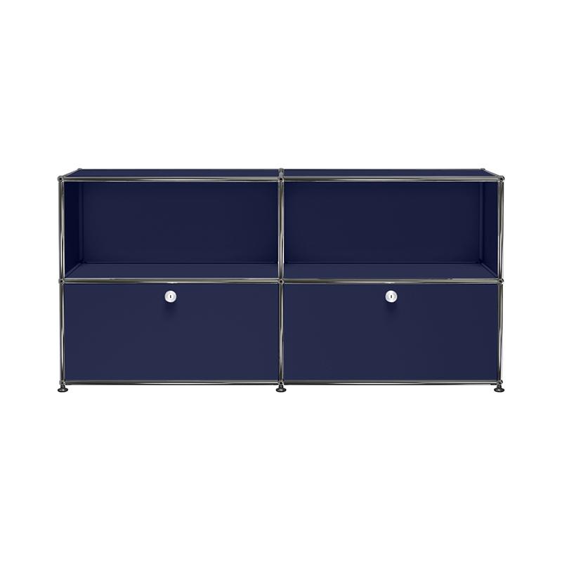 JPQS024 S/B STEEL BLUE W1523/D373/H740