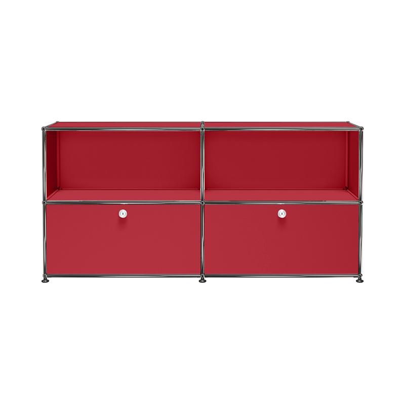 JPQS024 S/B RUBY RED W1523/D373/H740