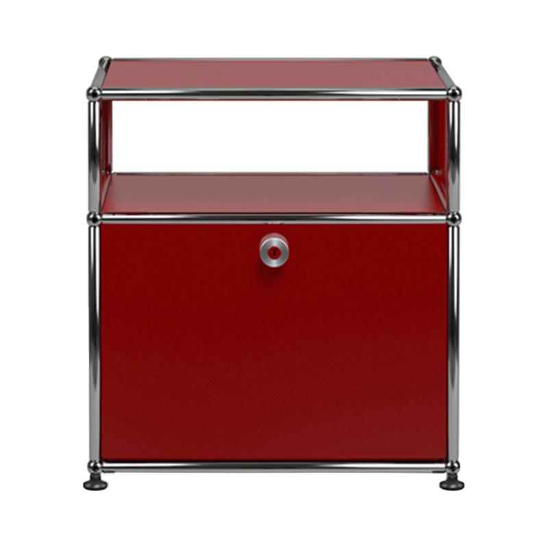 JPQS019 LOW.B RUBY RED W523/D373/H565