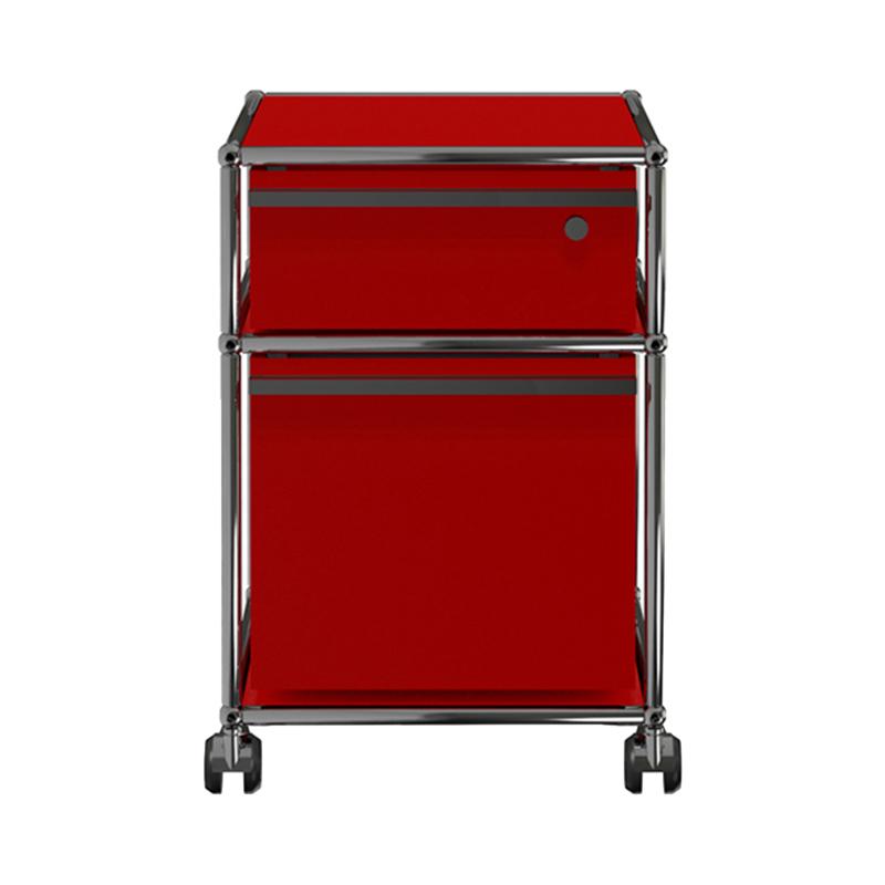 JPQS013 WAGON RUBY RED W418/D523/H605