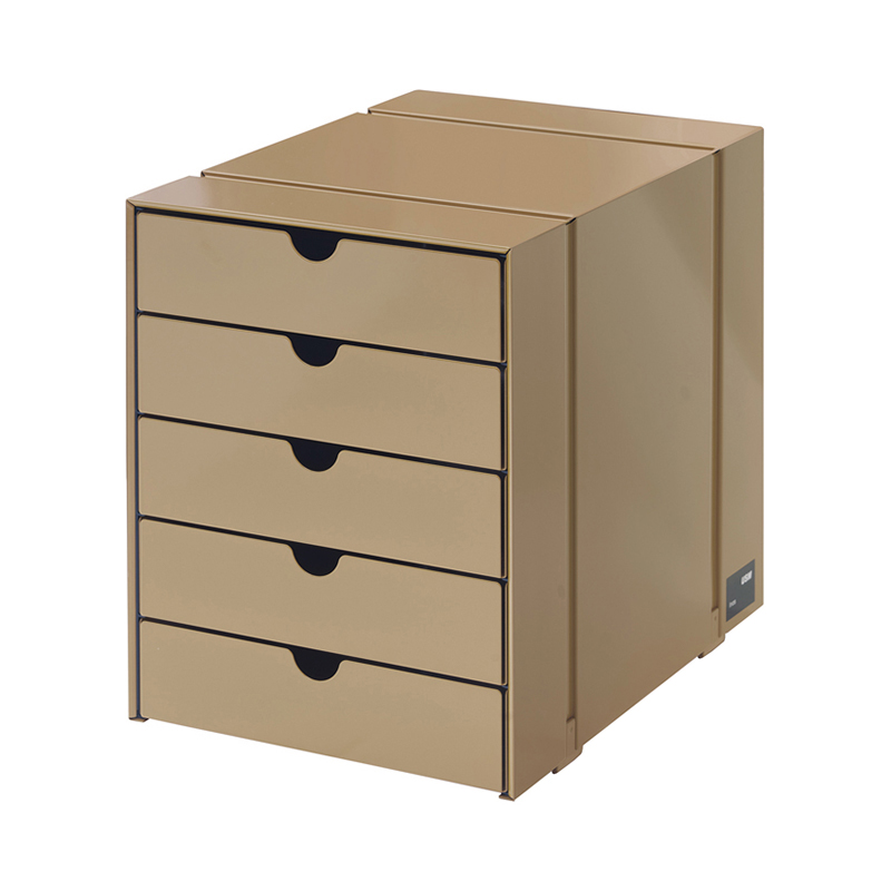USM INOS BOX SET C4 5DRAWERS USM BEIGE