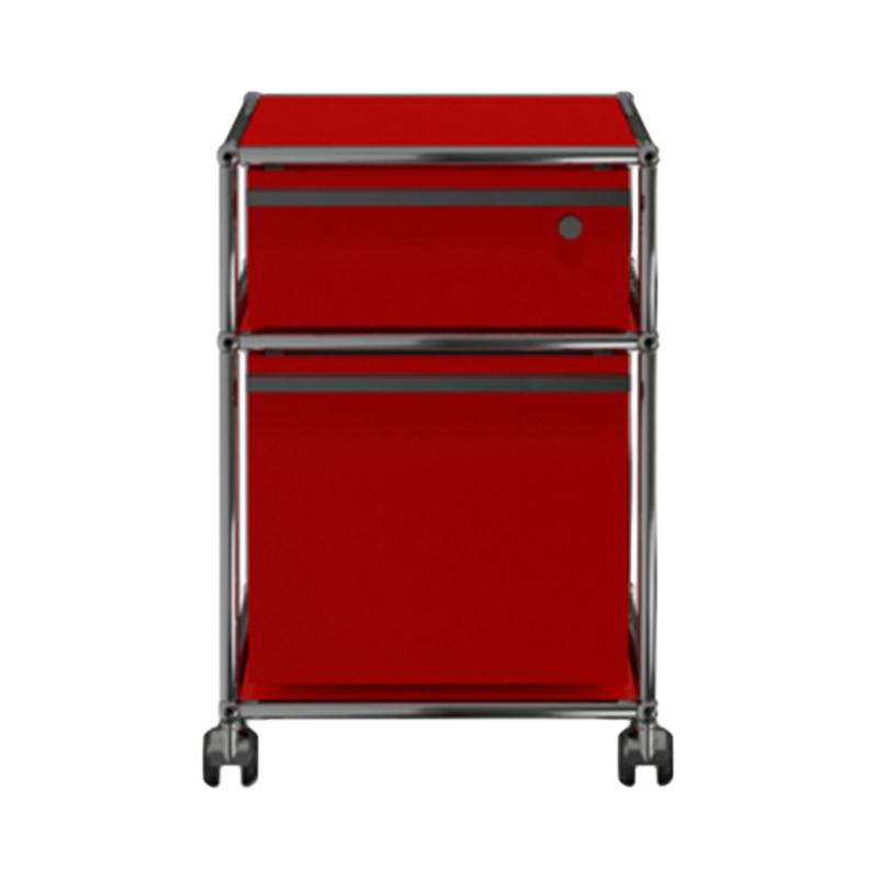 JPQS062 WAGON USM RUBY RED W418/D523/H605