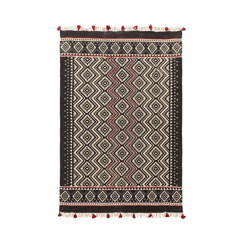 ORIGINAL TRIBAL COTTON PRINTED RUG
