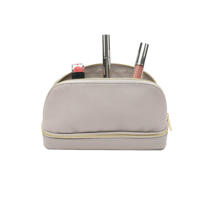 STACKERS MAKE UP BAG TAUPE