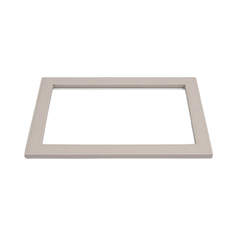 STACKERS TAUPE CLASSIC GLASS LID