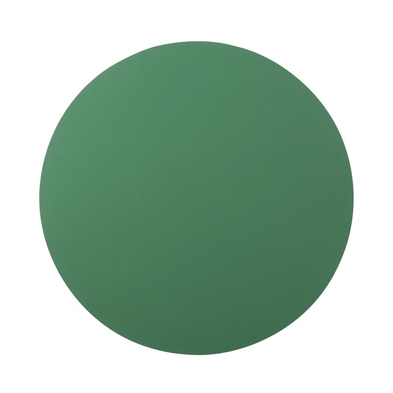 RUCA ROUND PLACEMAT 36CM FERN GREEN