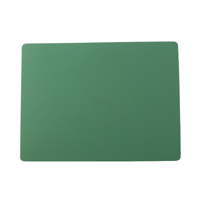 RUCA RECTANGLE PLACEMAT 30X40 FERN GREEN