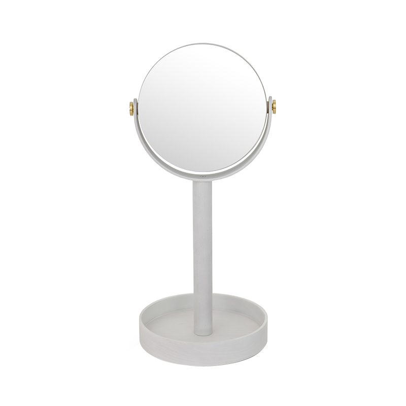 WIREWORKS CLOSE UP MIRROR OYSTER