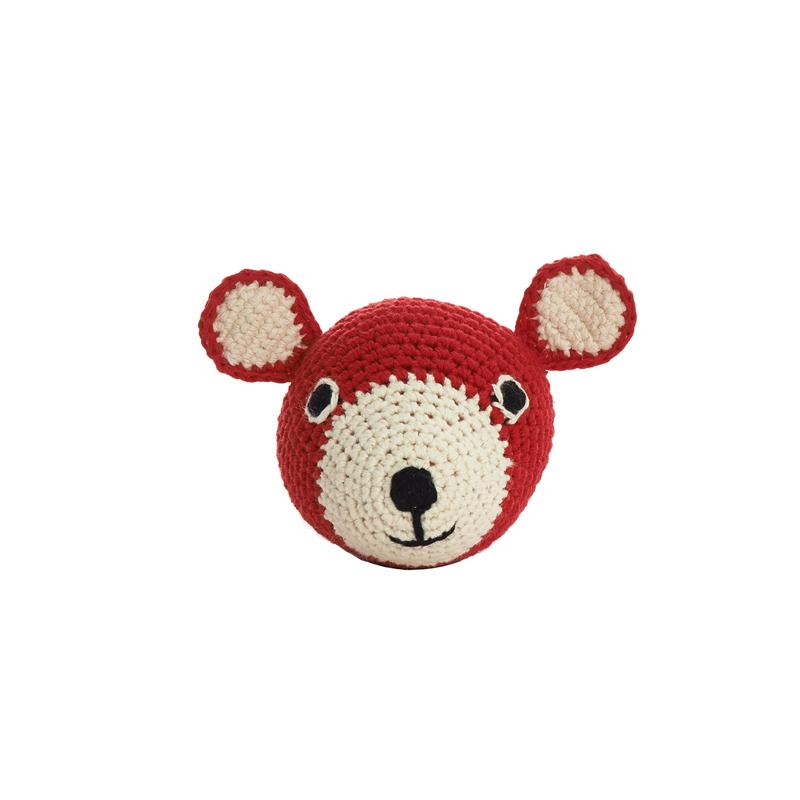 SMALL TEDDY BEAR HEAD