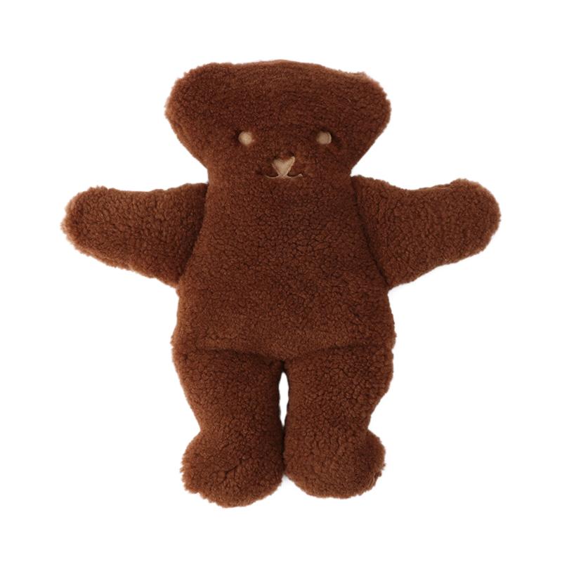 TOASTIES TEDDY BEAR BROWN