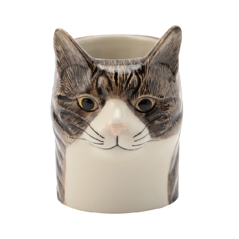 MILLIE CAT PENCIL POT