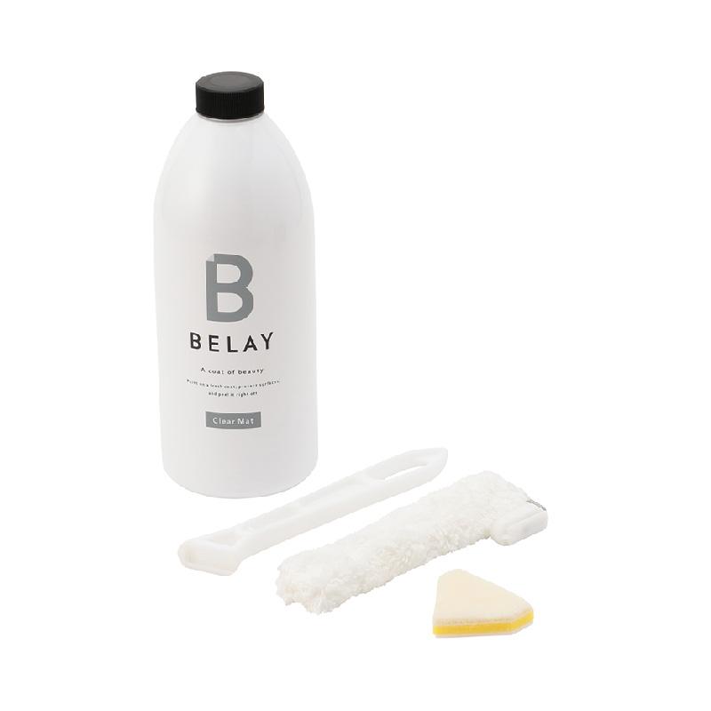 BELAY CLEAR MAT
