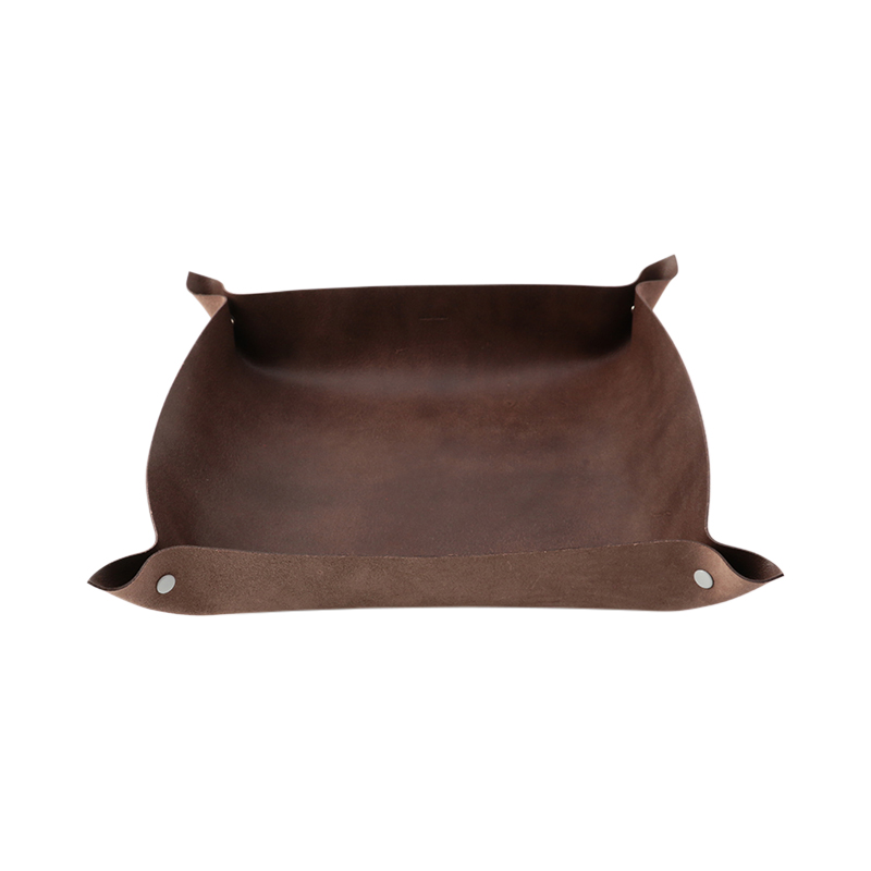 TRAY L ASSORT_002 BROWN