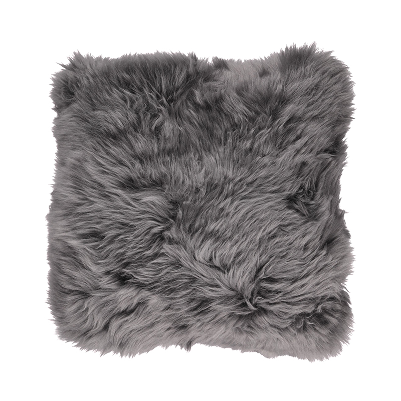 NATURES COLLECTION NEW ZEALAND SHEEPSKIN CC  STEEL GREY