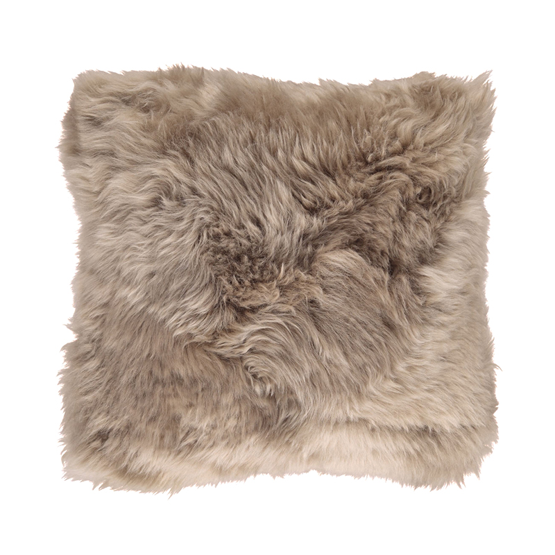 NATURES COLLECTION NEW ZEALAND SHEEPSKIN CC  TAUPE