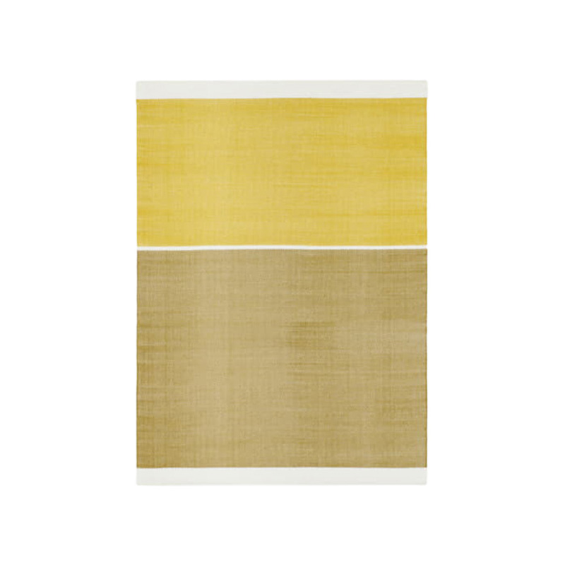 KVADRAT MERGER 180X240 YELLOW