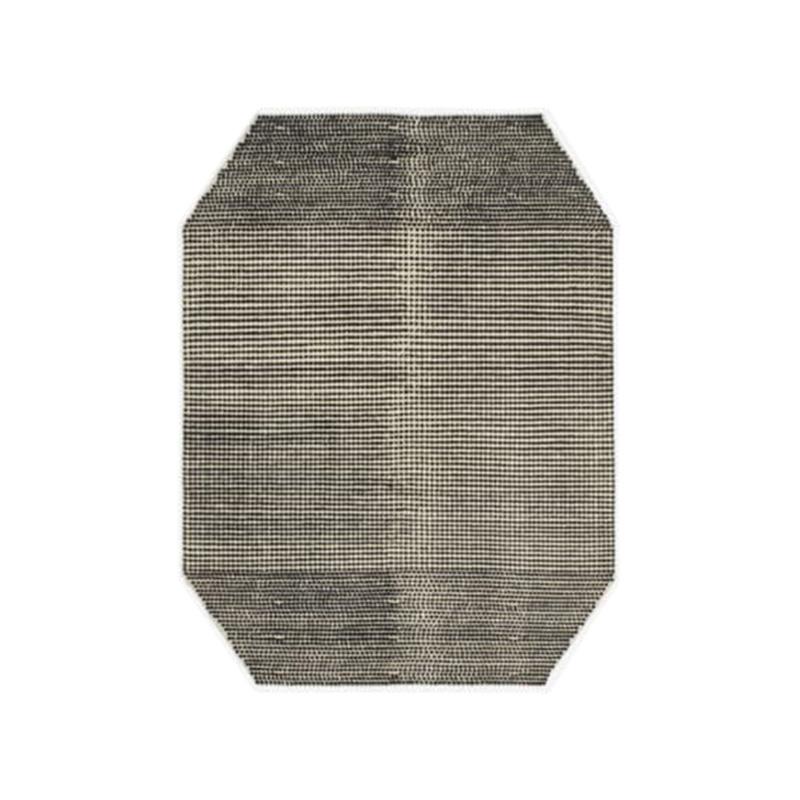KVADRAT SEMIS 180X240 CHARCOAL