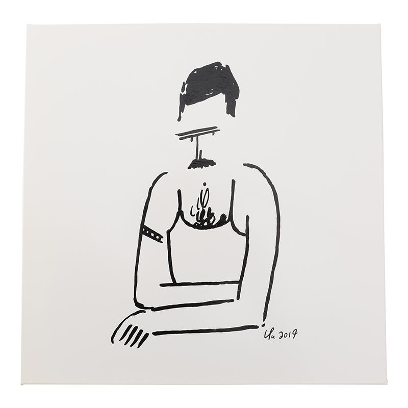 ART FRONT USM / YU NAGABA FREDDIE