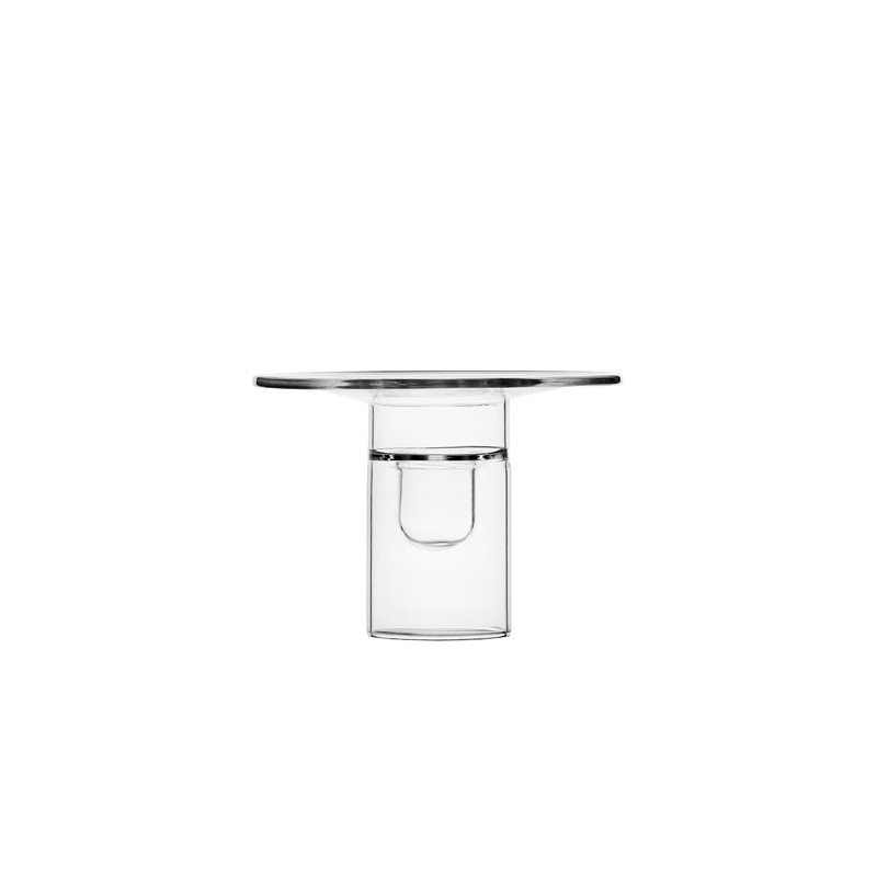 ICHENDORF FIREFLY CANDLEHOLDER CLEAR 8,5cm