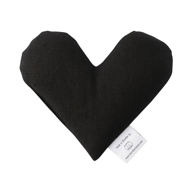 TERRIBLE TWINS SWEET HEART WARMER BLACK