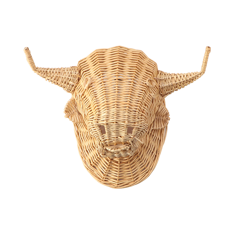 WHITE WILLOW BULL HEAD