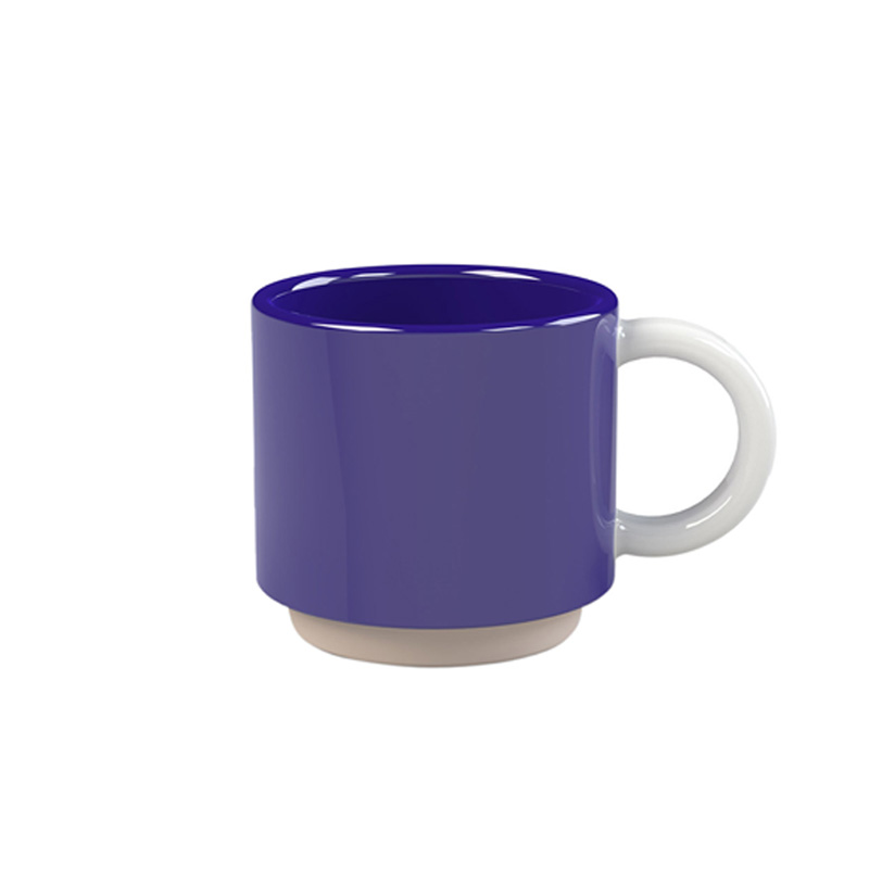 LUND STACKING SKITTLE MUG 266ML INDIGO