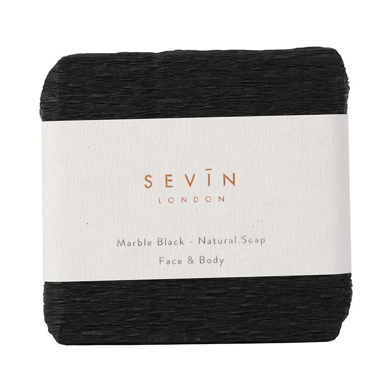 SEVIN MARBLE BLACK SOAP
