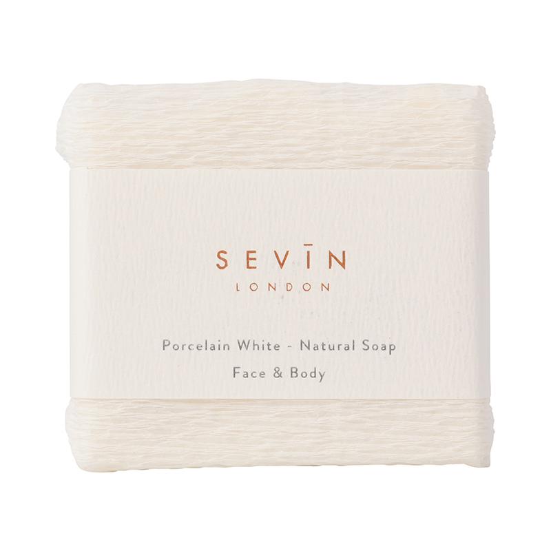 SEVIN PORCELIN WHITE SOAP