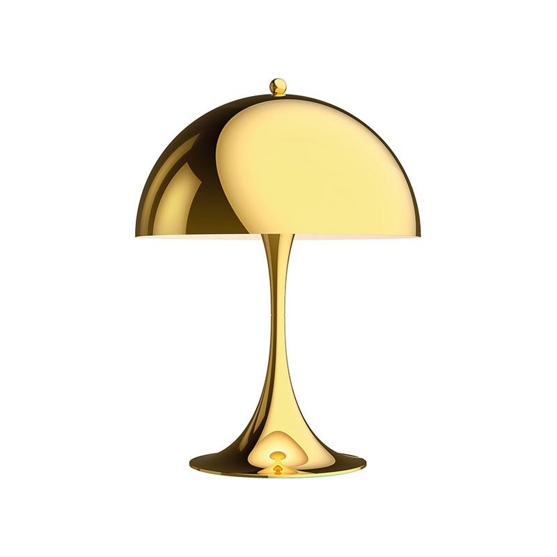 PANTHELLA MINI TABLE LAMP GOLD  (Louis Poulsen)