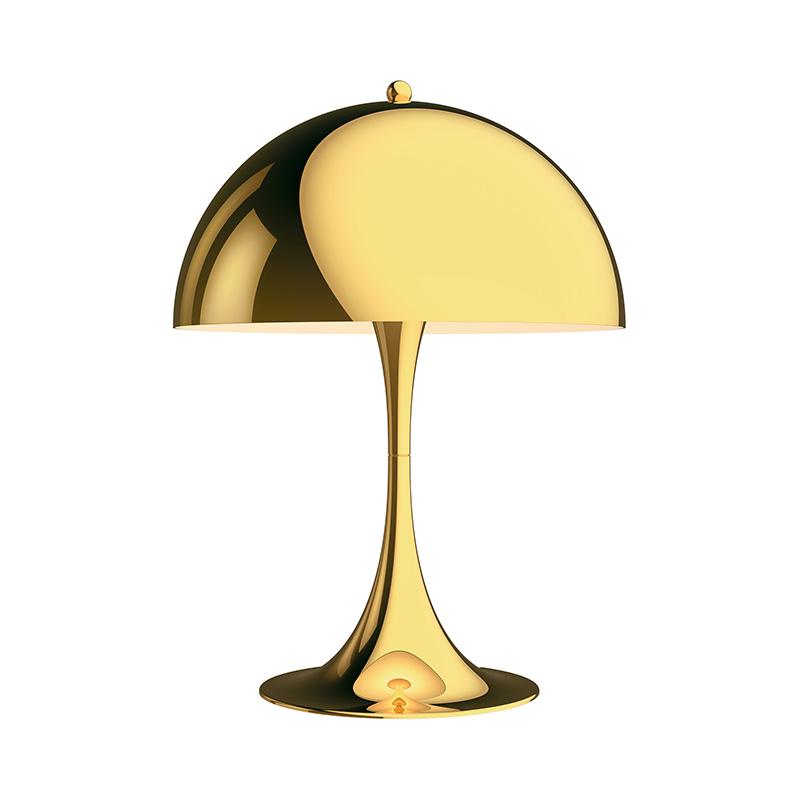 PANTHELLA TABLE 320 LAMP GOLD  (Louis Poulsen)