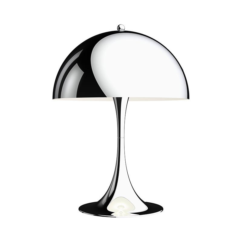 PANTHELLA TABLE 320 LAMP CHROME  (Louis Poulsen)