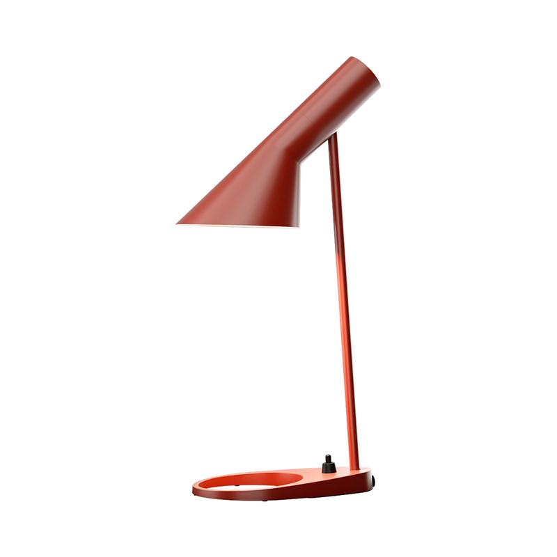 AJ TABLE MINI RUSTY RED (Louis Poulsen)