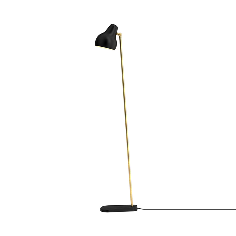 FLOOR LAMP BLACK(Louis Poulsen)
