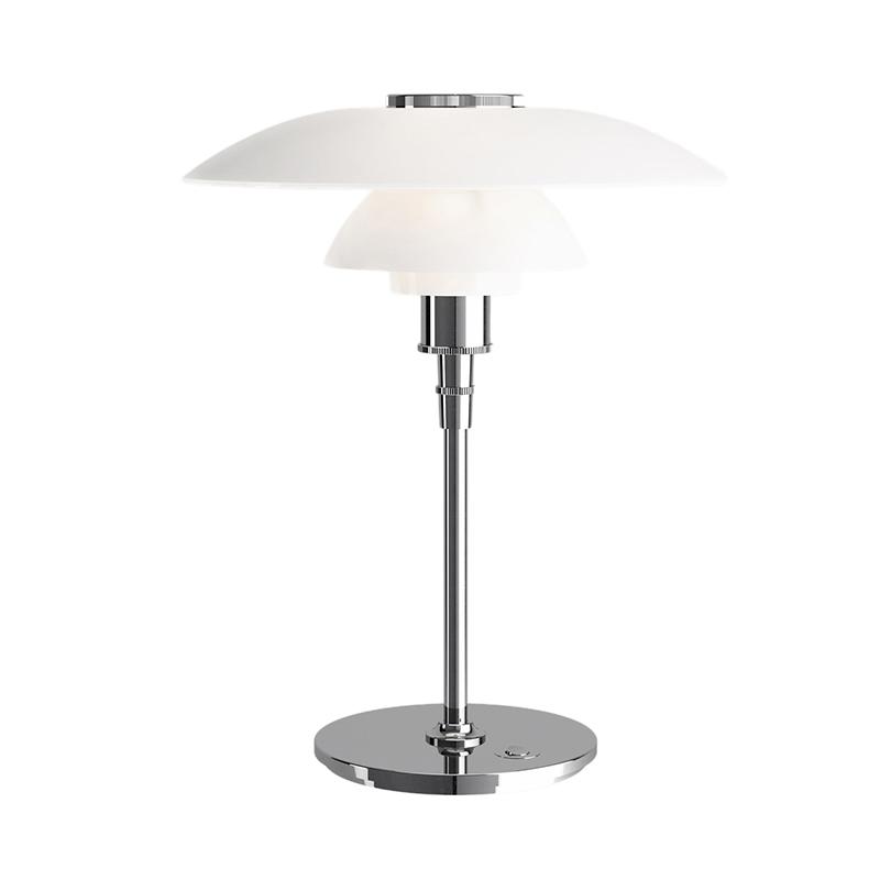 PH 4 1/2 - 3 1/2 GLASS TABLE LAMP(Louis Poulsen)