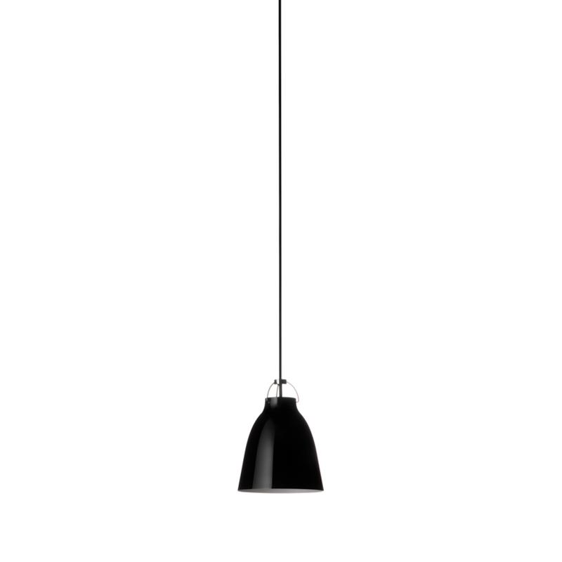 CARAVAGGIO P1 Φ165 BLACK BLACK