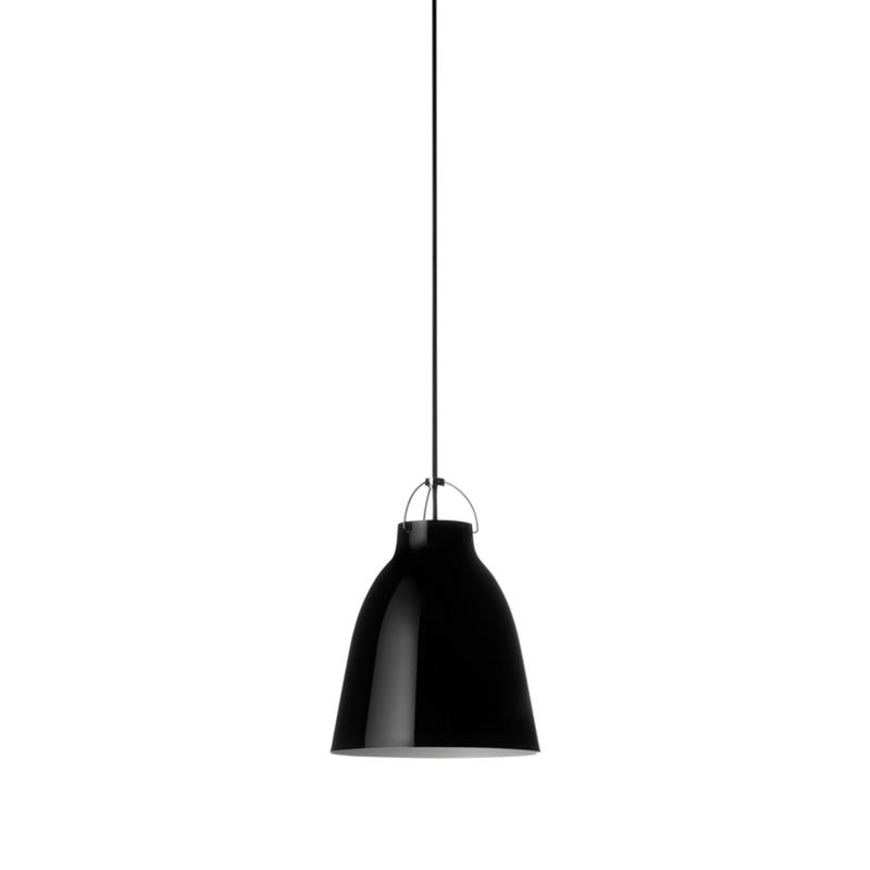 CARAVAGGIO P2 Φ258 BLACK BLACK