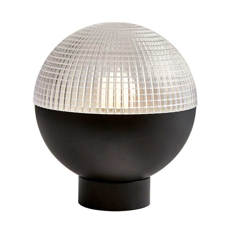 LITTLE LENS FLAIR TABLE LIGHT (MATTE BLACK)