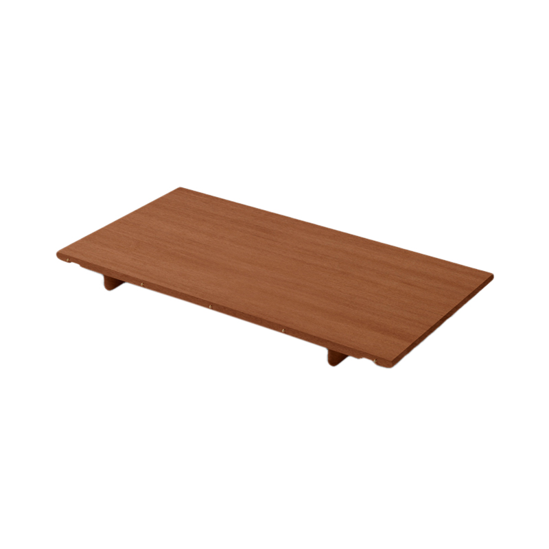 CH337I LEAF FOR TABLE MAHOGANY OIL