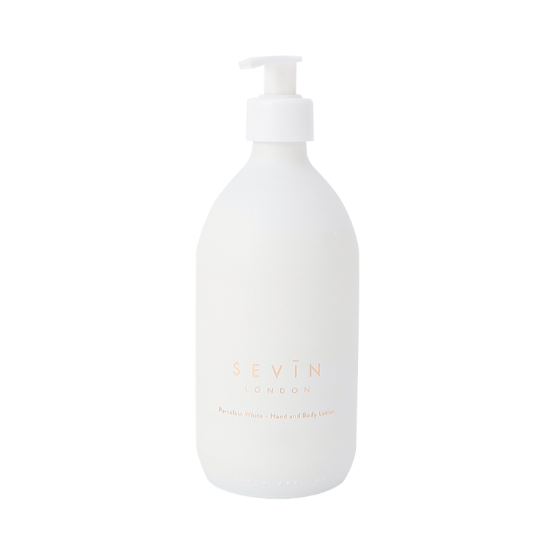 SEVIN PORCELIN WHITE HAND AND BODY LOTION 500ML