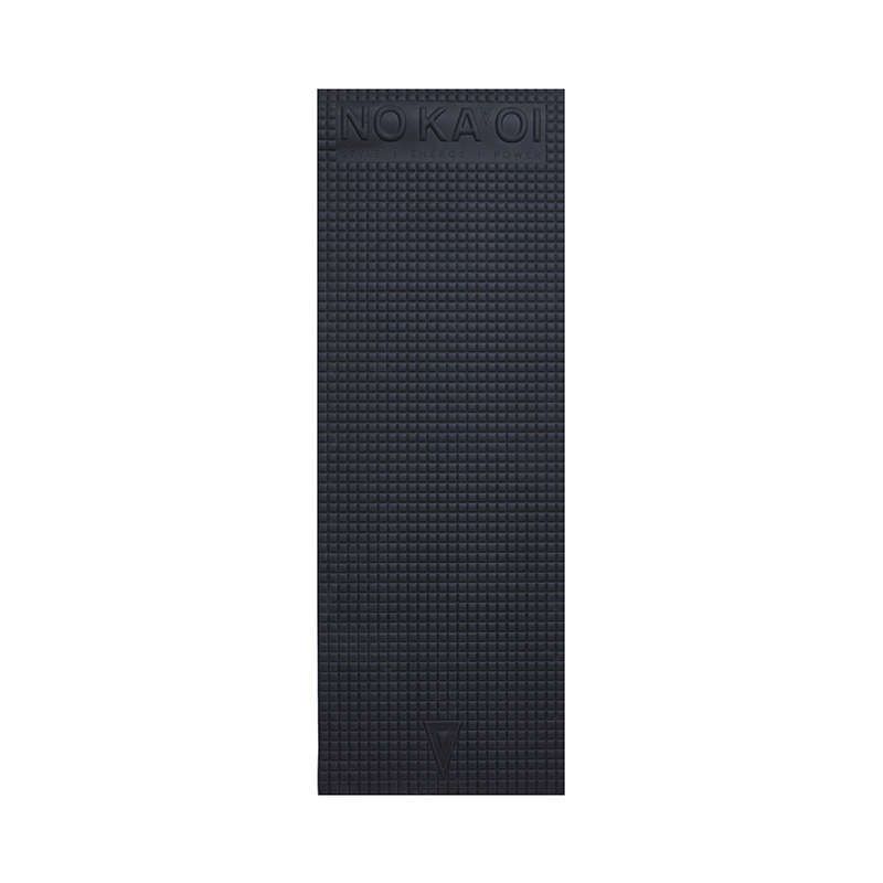 YOGA MAT BLACK GUMMED