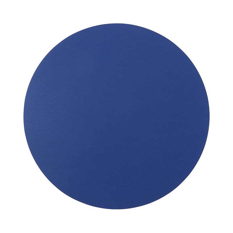 RUCA ROUND PLACEMAT 36CM CONRAN BLUE