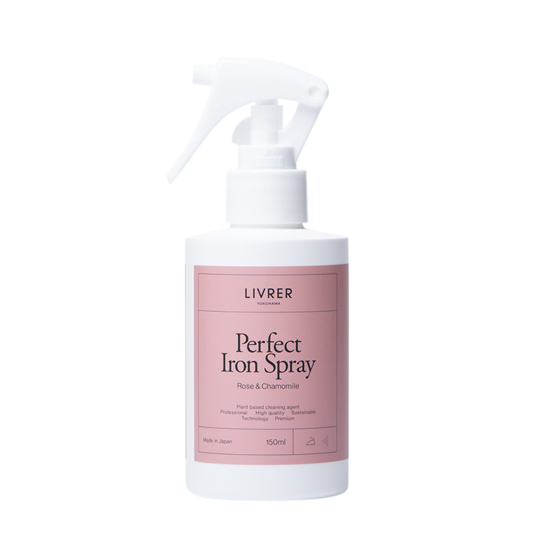 LIVRER PERFECT IRON SPRAY ROSE&CHAMOMILE