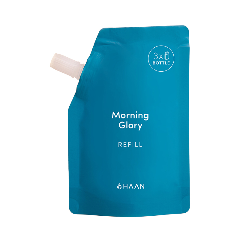 HAAN HAND CLEANSERY REFILL MORNIG GLORY