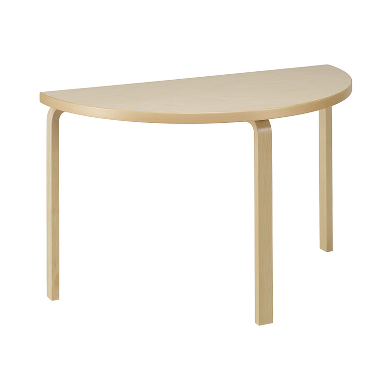95 TABLE NATURAL LACQUER