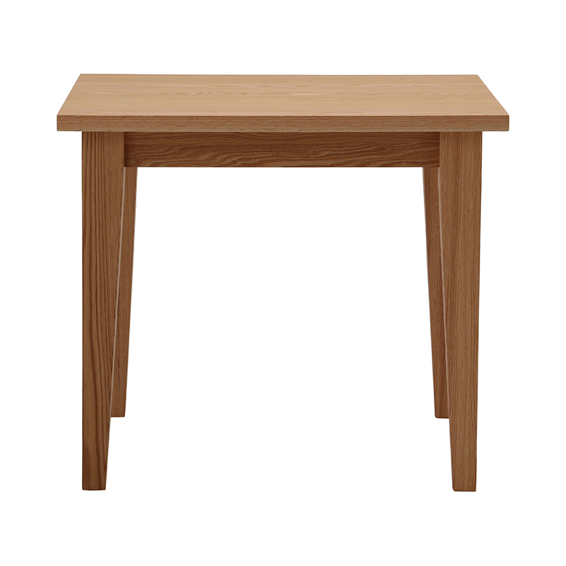 BYO TABLE A LEG 85X85 OAK OIL