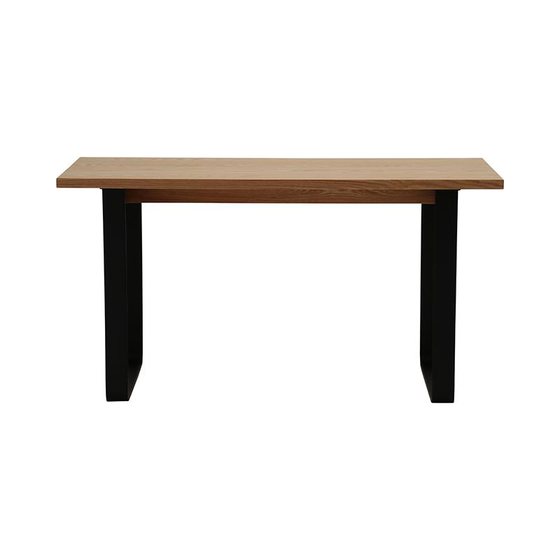 BYO TABLE B LEG 140X70 OAK URETHANE
