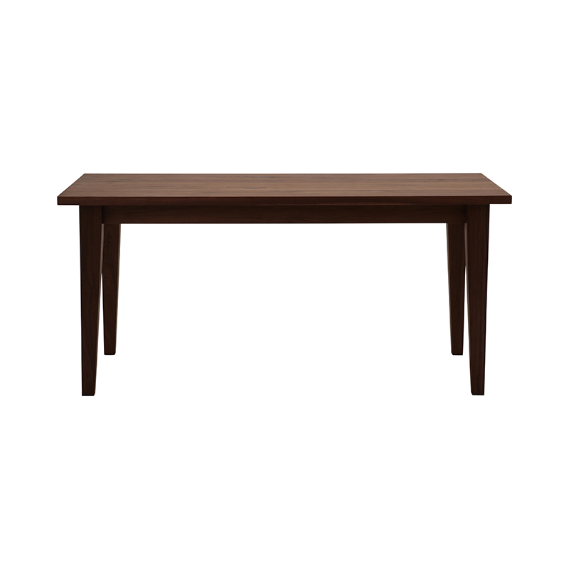 BYO TABLE A LEG 160X85 WALNUT OIL