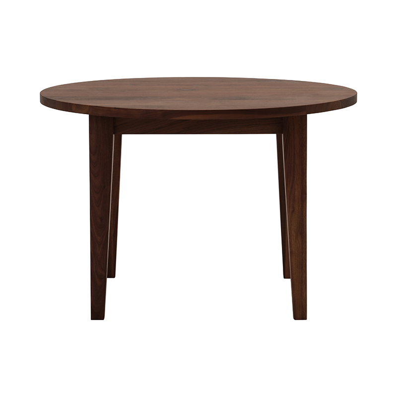 BYO TABLE A LEG D110 WALNUT OIL